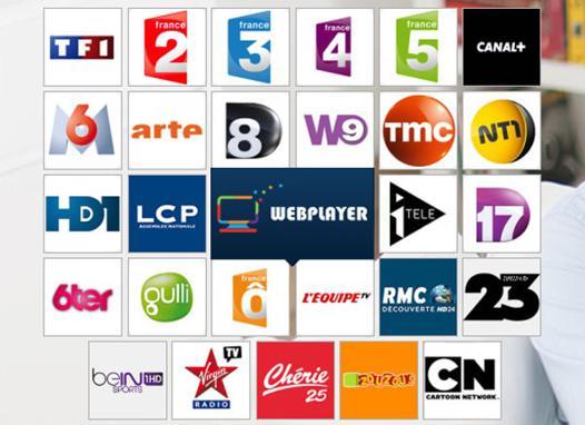 chaine tv gratuite