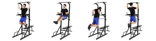 chaise romaine exercice