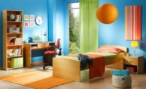 chambre enfant feng shui