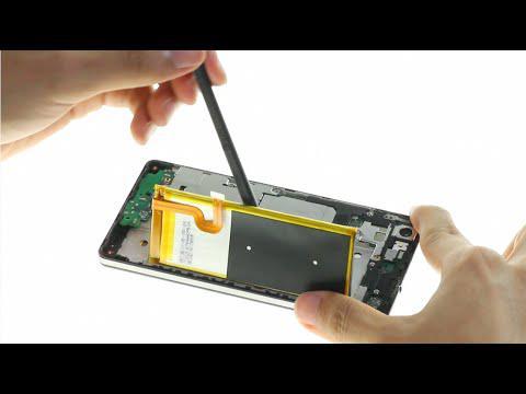 changer batterie huawei p8 lite
