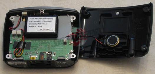 changer batterie tomtom