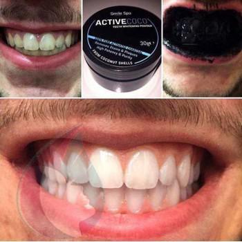 charbon pour dent
