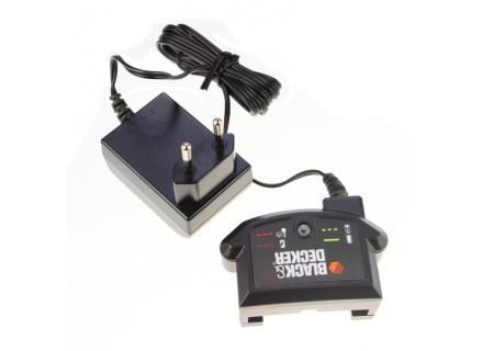 chargeur batterie black et decker 14.4 v