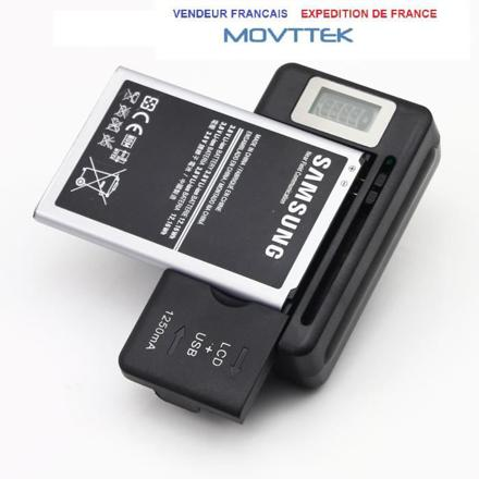chargeur batterie mobile