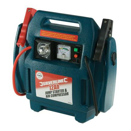chargeur booster batterie voiture