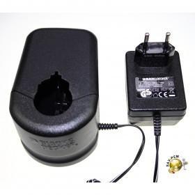 chargeur de batterie perceuse sans fil black et decker