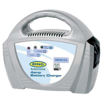chargeur de batterie ring