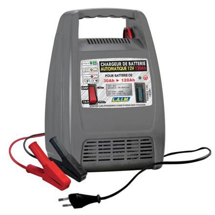chargeur pour batterie voiture
