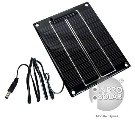 chargeur solaire 5v