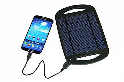 chargeur solaire pour mobile