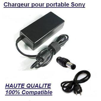 chargeur vaio