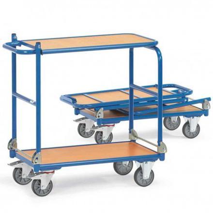 chariot de manutention pliable