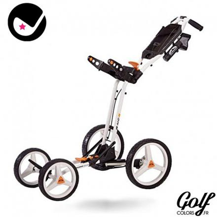 chariot golf 4 roues