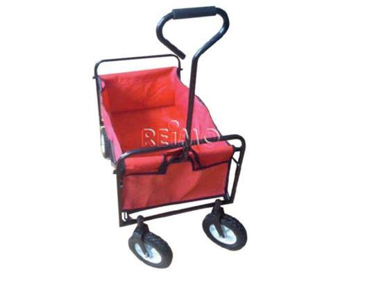chariot pliable à roulettes