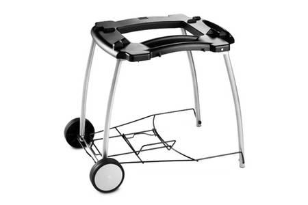 chariot pour barbecue weber
