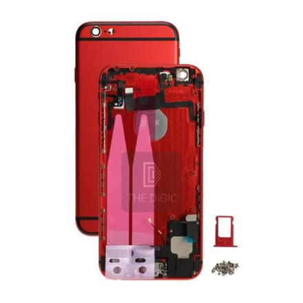 chassis iphone 6 rouge