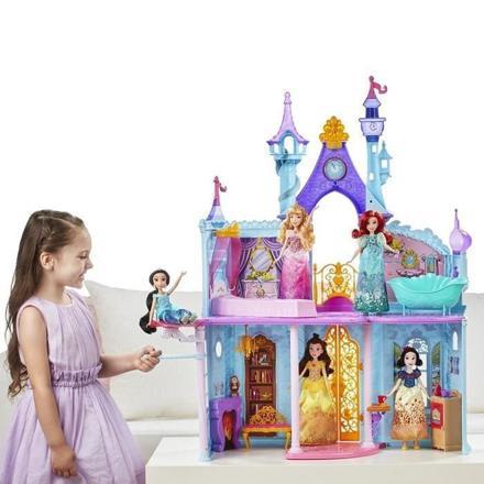 chateau de princesse disney