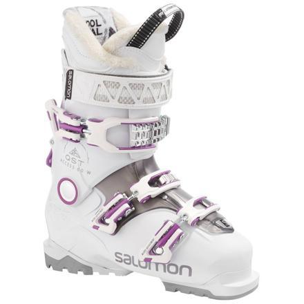 chaussure de ski salomon femme