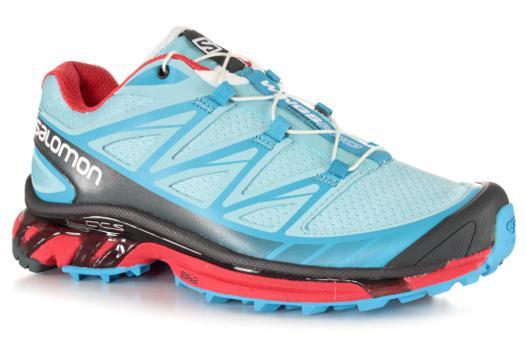 chaussure de trail salomon