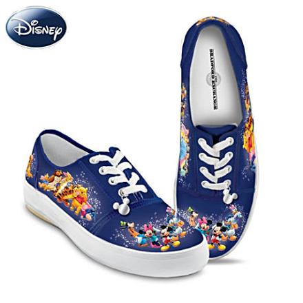 chaussure disney adulte