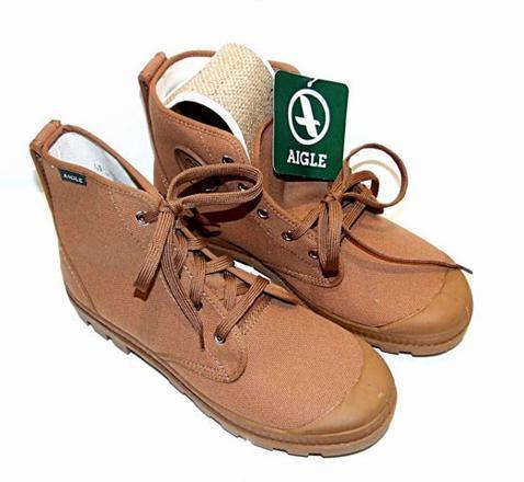 chaussures de marche aigle pour femme