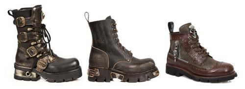 chaussures steampunk homme