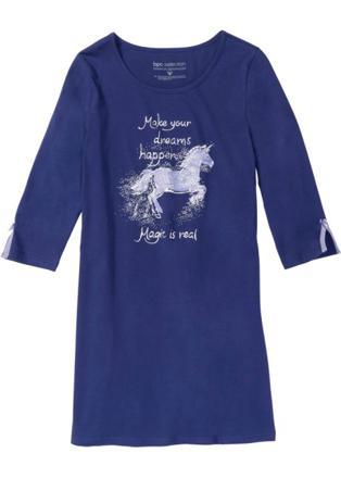 chemise de nuit licorne