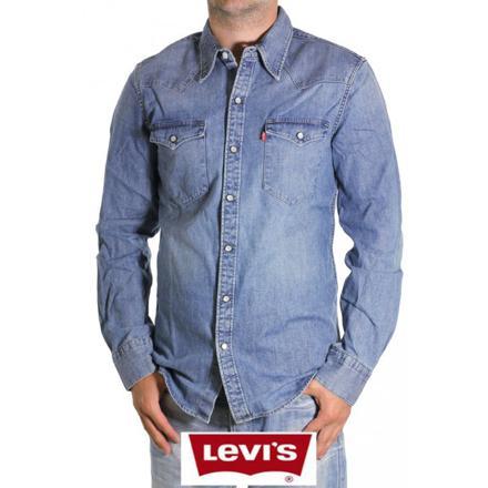 chemise jean levis