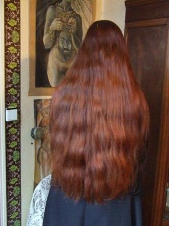 cheveux long entretien