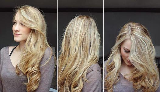 cheveux long soin