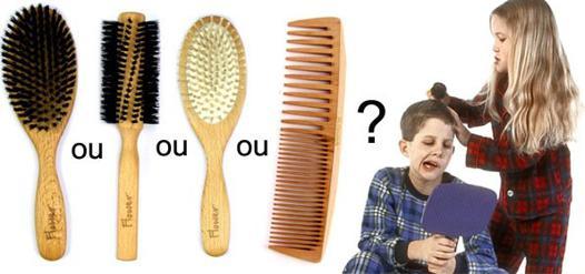 choisir brosse à cheveux