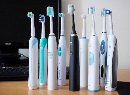 choisir brosse à dents électrique