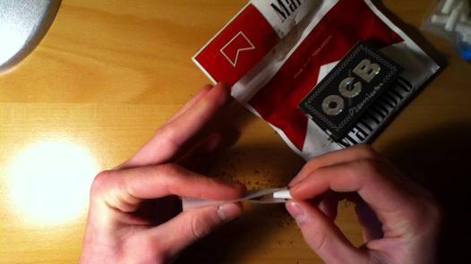 cigarette a rouler