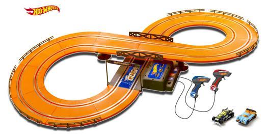 circuit de course jouet