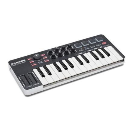 clavier 25 touches
