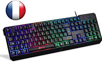 clavier azerty gamer