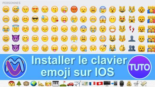 clavier emoji samsung
