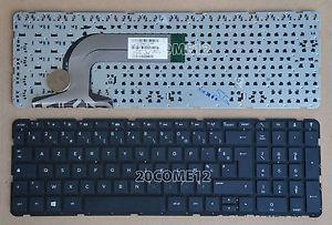 clavier hp pavilion 17