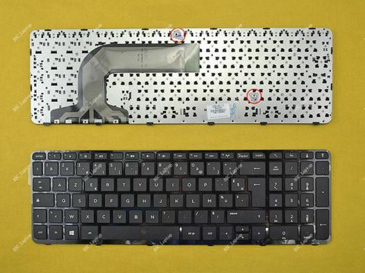 clavier hp pavilion