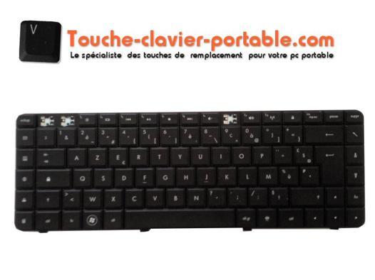 clavier presario cq56