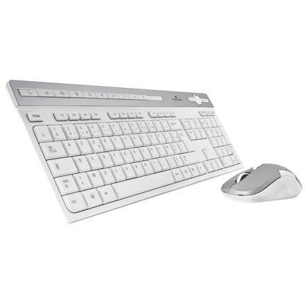 clavier sans fil silencieux