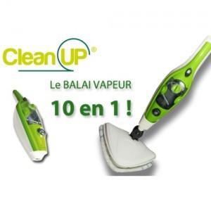 clean up nettoyant vapeur