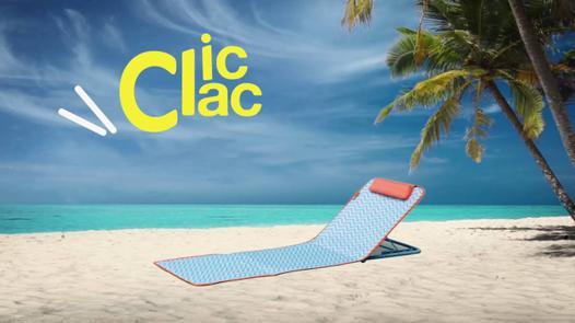 clic clac de plage