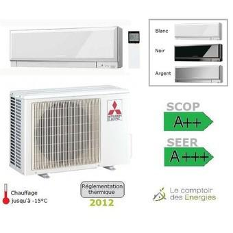 climatiseur mitsubishi 5 kw