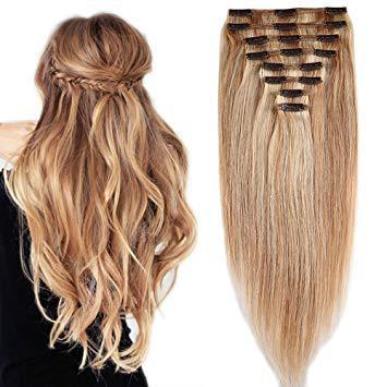 clip cheveux naturel