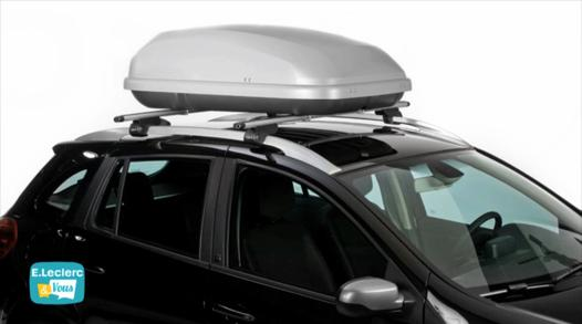 coffre de toit de voiture