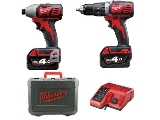coffret visseuse milwaukee