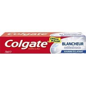 colgate blancheur