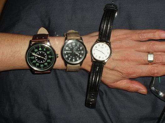 collection montre militaire