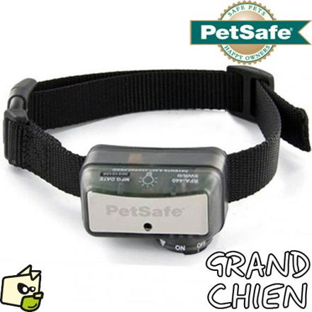 collier petsafe anti aboiement